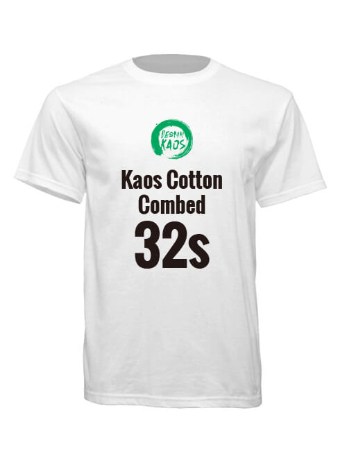 Kids Kaos Cotton Combed 32s